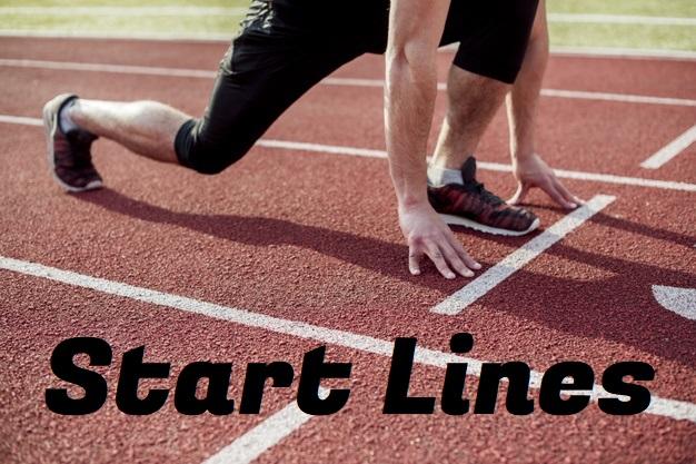 start lines header